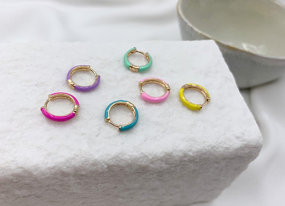 Aritos multicolor
