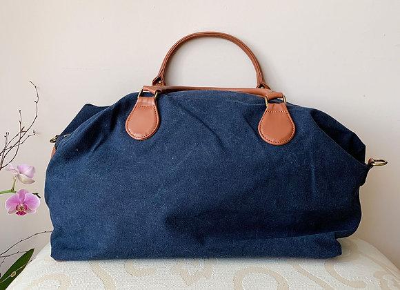 Bolsa de viaje Azul marino