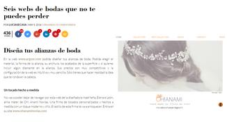 Web - Lucia se casa - May 9, 2015