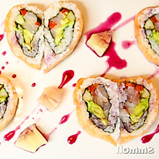 Sweet heart roll 10pc