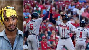 Survivor: South Pacific's Albert Destrade talks Braves, Cubs, MLB trade deadline, injuries