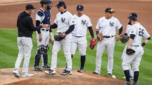 MLB: New York Yankees now last in AL East standings, American League, after Rays sweep Yankees