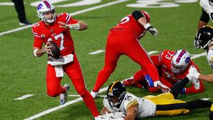 PODCAST: GOAT Christmas Movie Elite Eight, Steelers-Bills, and NFL Week 14 recap