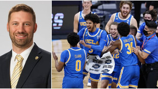 Valparaiso basketball coach Luke Gore on NCAA Tournament, White Sox and Christian faith
