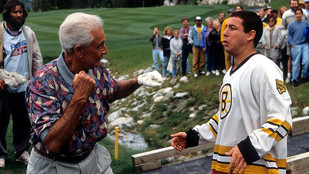 Adam Sander's 'Happy Gilmore' (1996) is one of the most rewatchable movies