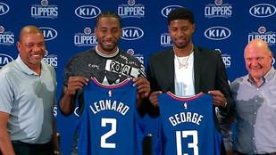 Why Kawhi Leonard chose the Clippers