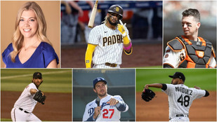 NL West preview with Makayla Perkins