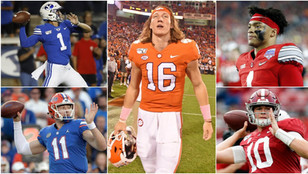 An early look at the 2021 NFL Draft, and which teams may be in the market for a quarterback