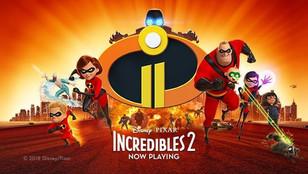 PIXAR's 'The Incredibles 2' Review