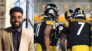 Tyree Thomas on the fall of the Steelers and Seahawks, NFL on Nickelodeon, and Wild Card weekend