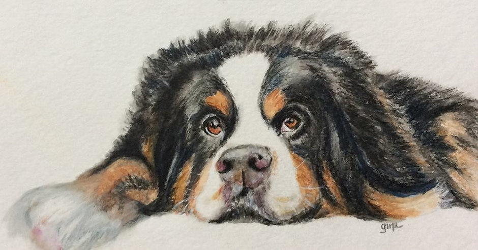 4_x6_ watercolor and inktense painting for Pet cremation urn.jpg