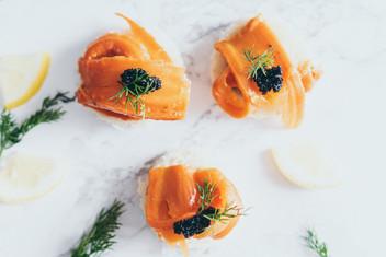 Einfacher Karottenlachs