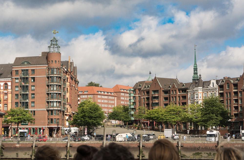 Altona, Hamburg, Elbe