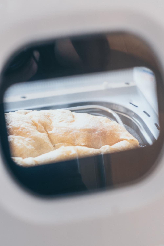Brot, Brotbackautomat,