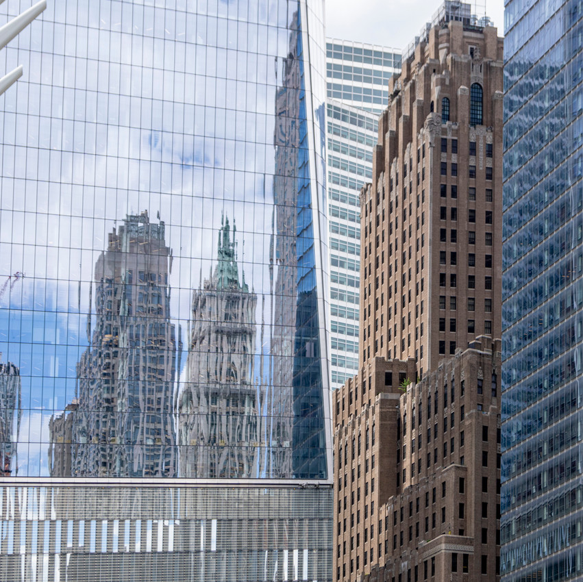 World Trade Center, Skyline,