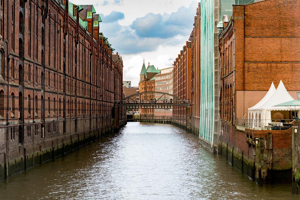 Speicherstadt, Hamburg, tastymoments