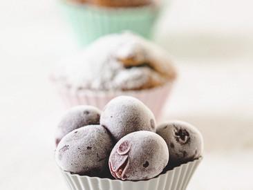 Schoko-Kirsch Muffins