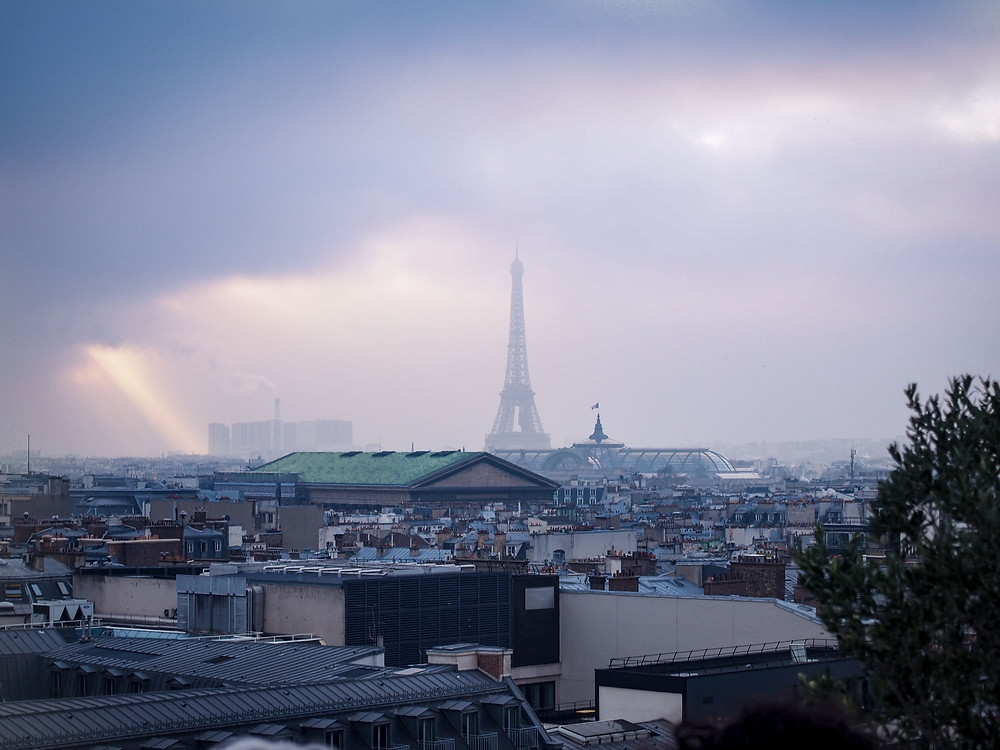 Eifelturm, Paris, Urlaub