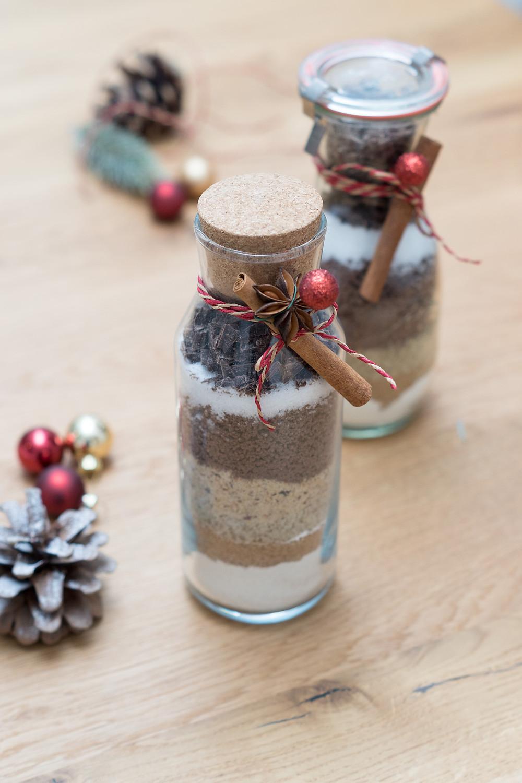 Weihnachten, Glas, Geschenk