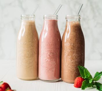 3 vegane & gesunde Proteinshakes
