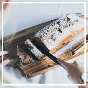 Zeit für Schoko-Kirsch Kuchen