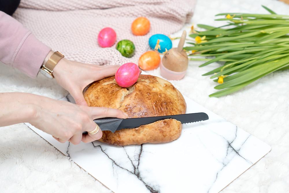 Pinze, Ostern, Eier