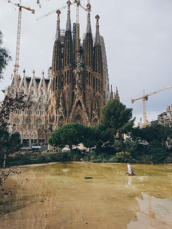 La Sagrada Familia, Kirche, Barcelona