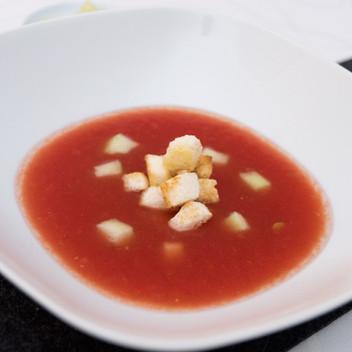 Gazpacho: cooles Süppchen