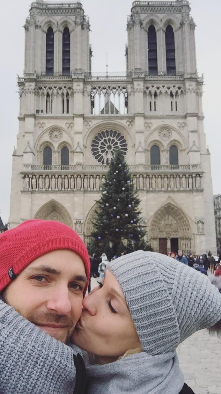 Notre Damme, Paar, Paris