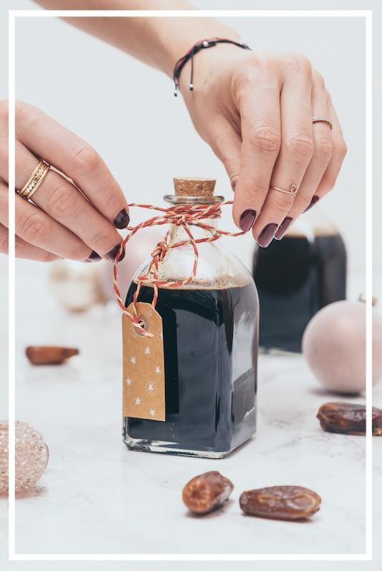 Dattelessig, DIY, Weihnachtsgeschenk