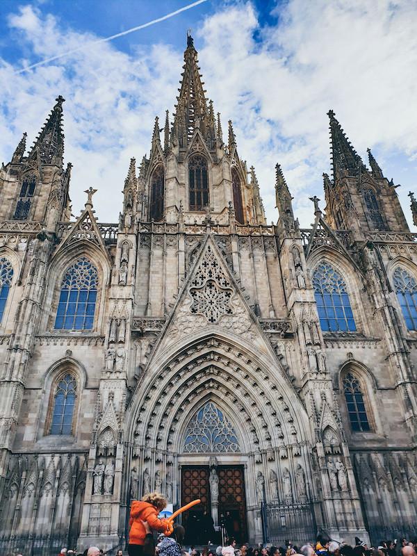 Barri Gotic, Altstadt, Barcelona