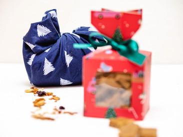 DIY Geschenke und Verpackungen für Weihnachten