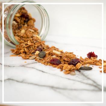 Frühstücksliebe: Granola