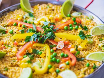 Viva Espana zuhause! Spanischer Paella-Genuss für zuhause