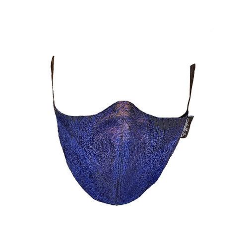 Mask Mod: 20 Pavão  Real Azul
