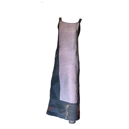 Vestido Oriental Patch
