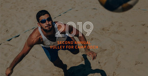 Second Annual Volley for Camp Ooch