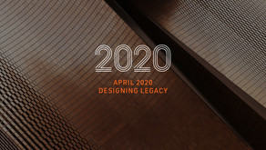 April 2020: Designing Legacy Newsletter