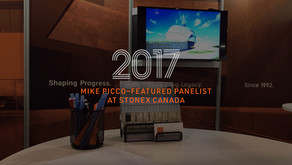 Mike Picco Featured Panelist at  STONEX Canada
