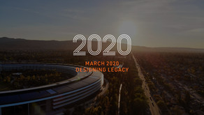 March 2020: Designing Legacy Newsletter