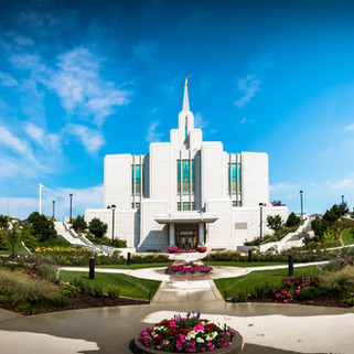 Latter Day Saints Temple