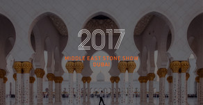 PICCO Visits Dubai for the Middle East Stone Show