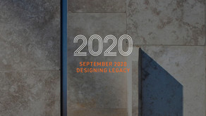 September 2020: Designing Legacy Newsletter