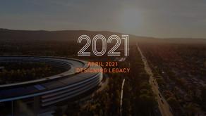 April 2021: Designing Legacy Newsletter