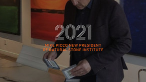 Mike Picco—new President of Natural Stone Institute 2021