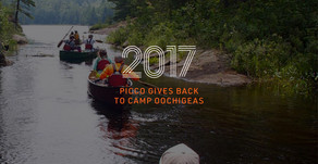 PICCO Gives Back - Camp Ooch