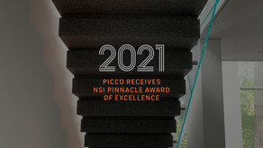 PICCO Wins NSI Pinnacle Award of Excellence
