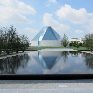 Ismaili Centre—Prayer Hall (Glass Roof)