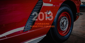 Corvettes For Kids - Road Tour 2013