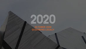 October 2020: Designing Legacy Newsletter